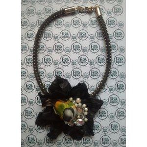 An item from Etsy.com: I added this item to Fashiolista#jewelry #jewels #bijoux #necklace #fashion #handmade #cat #funny #bird #romantic #