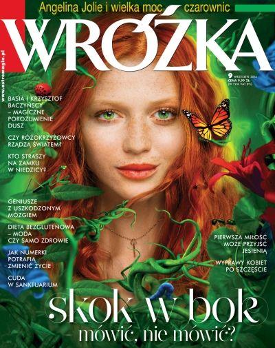 """""""WRÓŻKA"""" wrzesień 2014"""