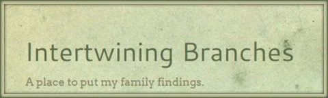 Come meet genealogy blogger Callum Leslie, author of the Intertwining Branches genealogy blog, in this interview by Gini Webb at GeneaBloggers. #genealogy