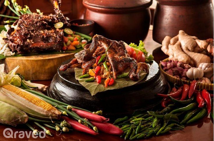 Ayam Bakar Bangsawan at Harum Manis Restaurant