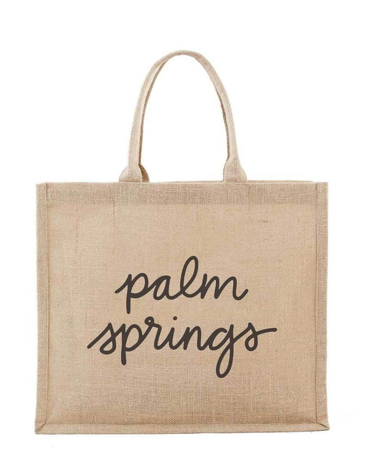 Locals Bag - Palm Springs