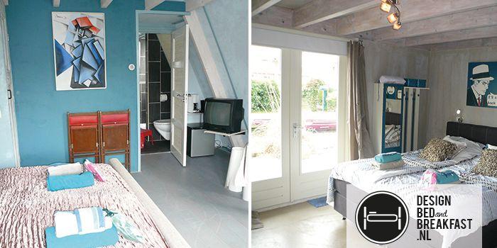 De eigenaren van design bed and breakfast adres Vakantie Studio Grou staan voor een zorgeloze, onbekommerde vakantie of weekend weg in Friesland.