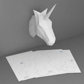 3D Paper Model Templates - Bing Images