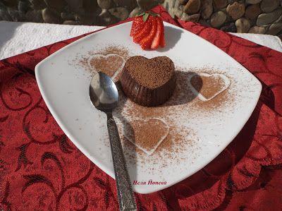 Кулинарни изкушения с Нели: Панакота с какао