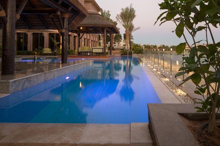 Luxurious outdoor living on The Palm Jumeirah, Dubai!!