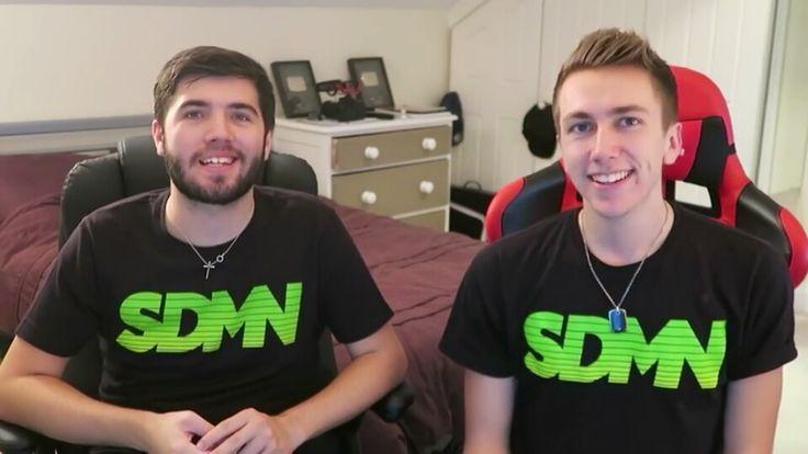 Simon & Josh   Sidemen are life