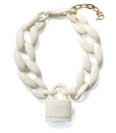 Diana Broussard Matte Milk Lochetta of Love - 30 gifts to spoil Mom's stylish side. http://www.harpersbazaar.com/fashion/fashion-articles/mothers-day-gift-guide-2014