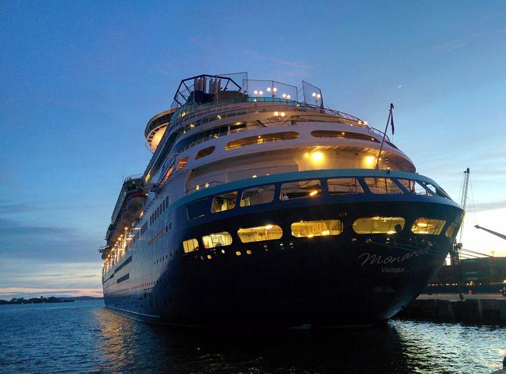De crucero por el Caribe con Pullmantur a bordo del Monarch