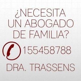 Abogados de Familia Mar del Plata Dra. Paula Trassens 155458788 trassens.doc@hotmail.com: Abogados de Familia Mar del Plata Dra. Paula Trass...