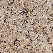 Giallo Ornament Prefab Granite Slab Includes Backsplash Floor Decor