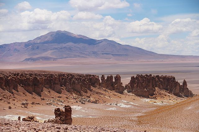 Passeios no Atacama: Salar de Tara
