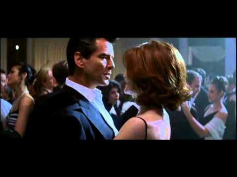 From one of my favorite movies ... Thomas Crown Affair ... Do you want to dance? Or do you want to DANCE. .... I started watching this on tv day before yesterday but had to stop watching, they were destroying it by cutting too many of my fav scenes. So I watched my DVD of it yesterday. I love the tension & the beauty of the relationship as it builds. 8-)