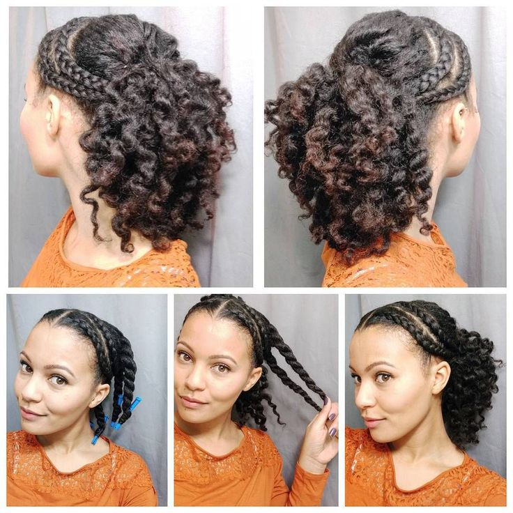 Protective Hairstyles For Natural Hair easy protective hairstyles for natural hair Find This Pin And More On Hair Inspiration By Brickcitynj
