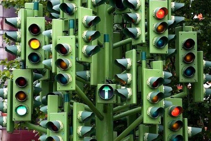 semafori intelligenti