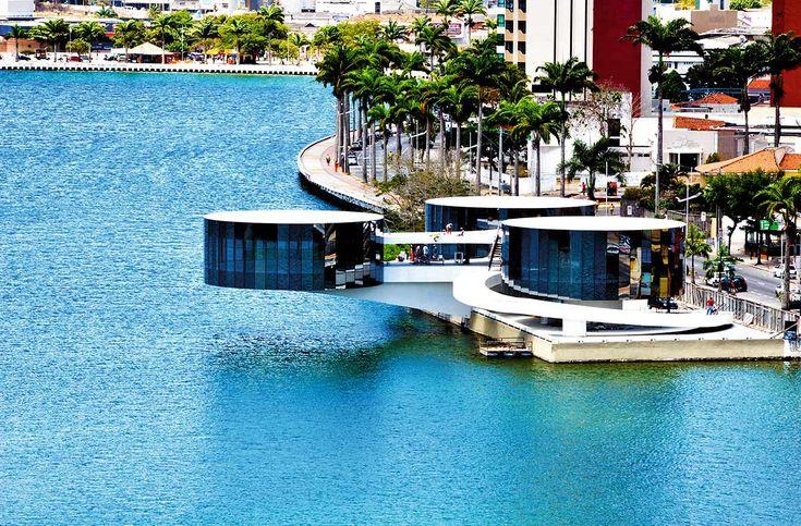 Oscar Niemeyer: Museu de Arte Popular da Paraíba (MAPP), Campina Grande, PB - Arcoweb