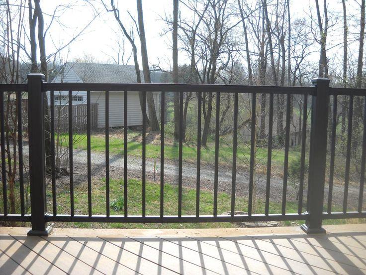 Decking Ideas, Railing Ideas, Patio Ideas, Backyard Ideas, Outdoor Ideas, Patio  Railing, Deck Patio, Front Deck, Front Porch