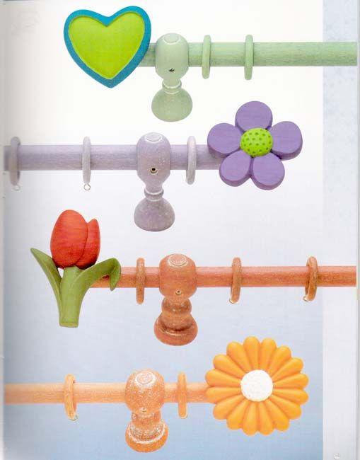 M s de 25 ideas incre bles sobre barras para cortinas en - Cortinas infantiles originales ...