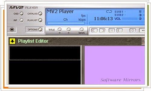 MV2Player 07 RC2