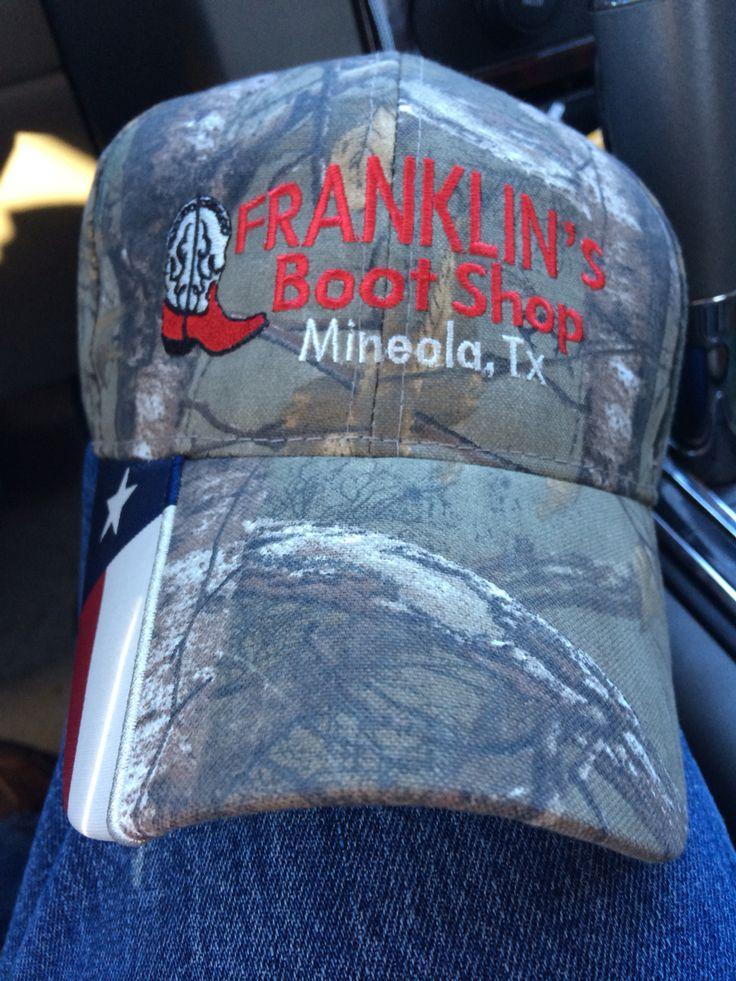 Shop hat