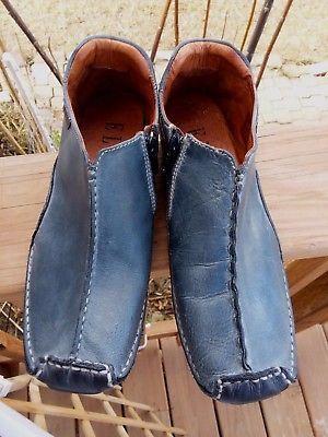 Elle-Women-039-s-Dark-Grey-Leather-Sport-Bootie-Shoe-Sz-39-8-5-9