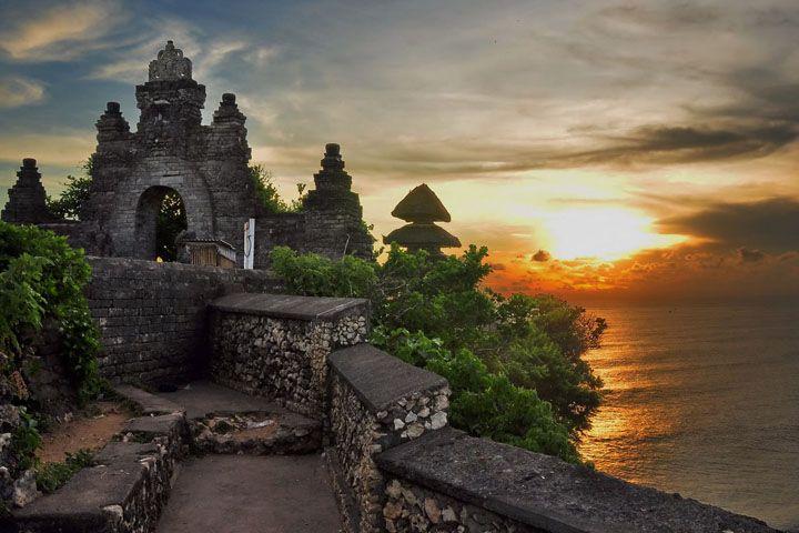 神秘的な大自然が迎えてくれる!バリ島のおすすめの7つの絶景