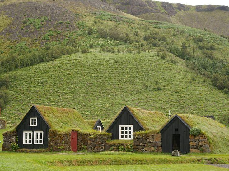 Skógar Folk Museum — Skógar, Iceland