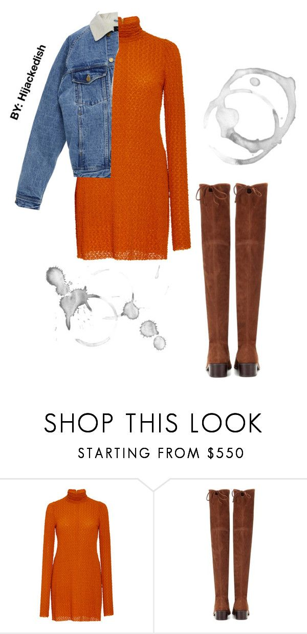 """I'll fall for you"" by hijackedish on Polyvore featuring Kitx and Stuart Weitzman"