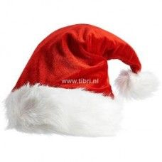 Een klassieke rode kerstmuts met een mooi laagje witbont en een wit bolletje. Natuurlijk erg leuk voor bij een kerstjurkje of kerstpakje van Tibri! Nu voor maar €4,95