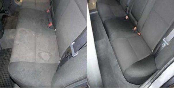 Средство для чистки мебели и салона авто своими руками