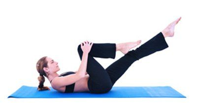 Do you want to get better strengthen in your lower back, legs, arms and core? Here's 5 super simple Pilates moves you can try at home – and you don't need any equipment.