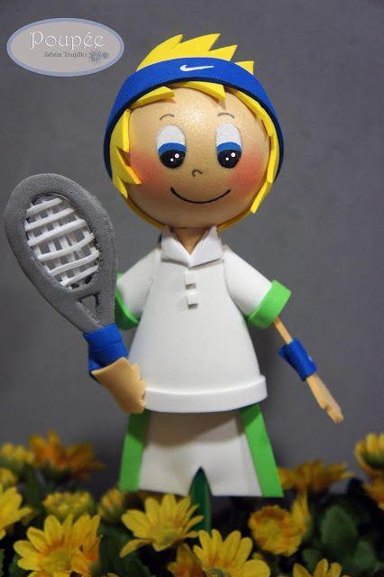 Poupée ST: Tenista