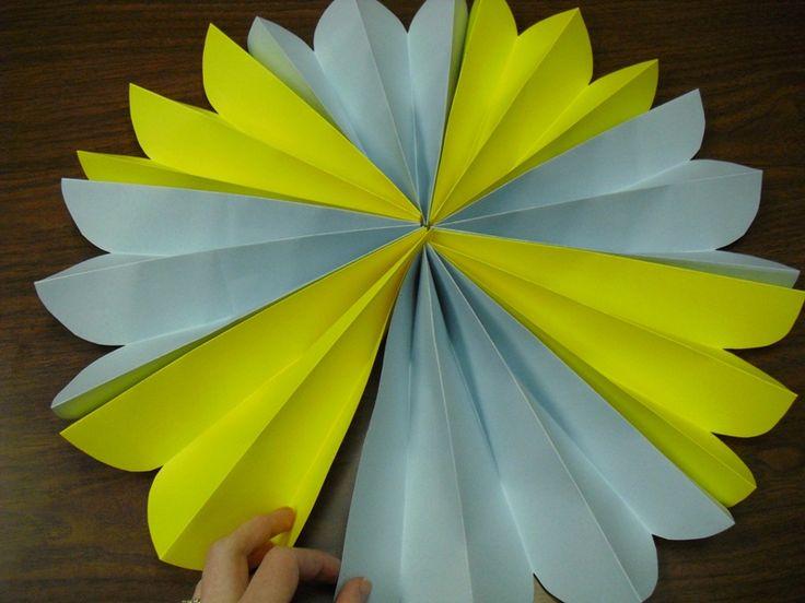 DIY Paper Pinwheels #DIY #pinwheels