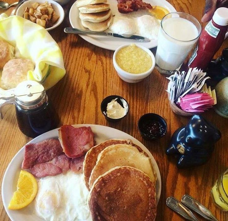 Breakfast at the Old Mill Restaurant in Pigeon Forge is part of a well balanced and delicious day.