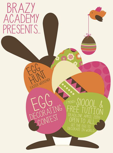Brazy Academy Easter Egg Hunt & Contest | Flickr - Photo Sharing!