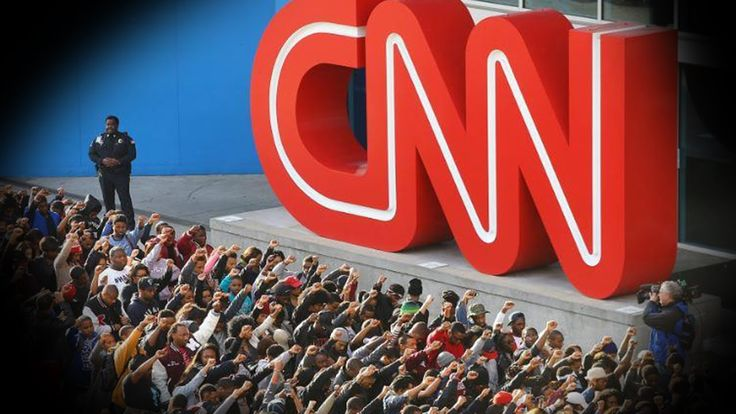The Video CNN Will NOT Want Trump to Get His Hands on!  THIS IS ABSURD!!!  Hard to believe people watch CNN!!!!!