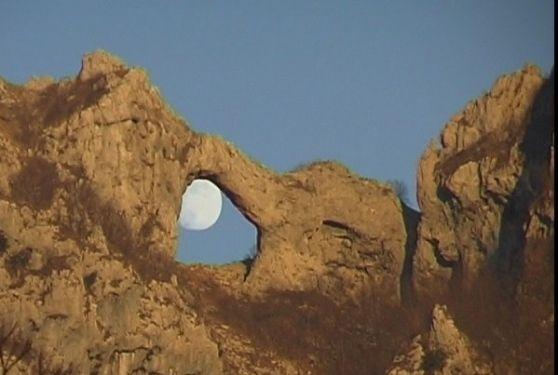 Sul monte Forato la doppia alba del 21 giugno - Regione - il Tirreno