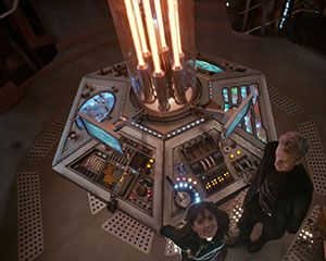 TARDIS Interior and Console Rooms - The TARDIS - The Doctor Who Sitegdgg