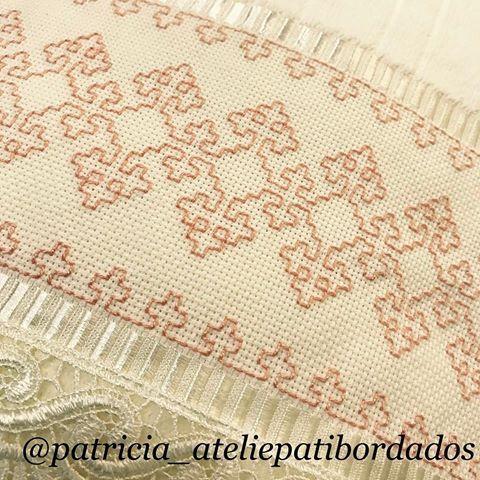 Patricia S. B. Paschoini (@patricia_ateliepatibordados)   Instagram photos and videos