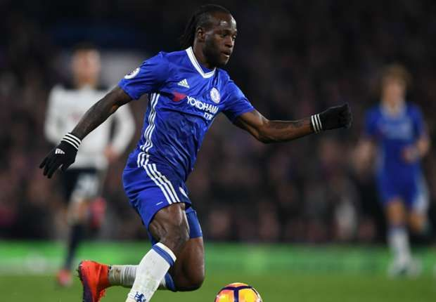We taught Victor Moses how to defend  Stoke City manager Hughes