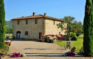 Tuscany Luxury villa, Molino del Chianti, Arezzo, Siena, Ambra accommodation
