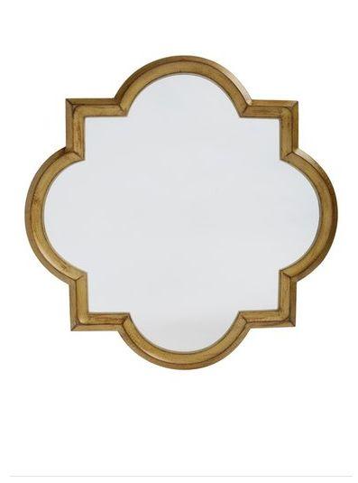 Shop Nordy Picks Milton Framed Mirror Sale $77