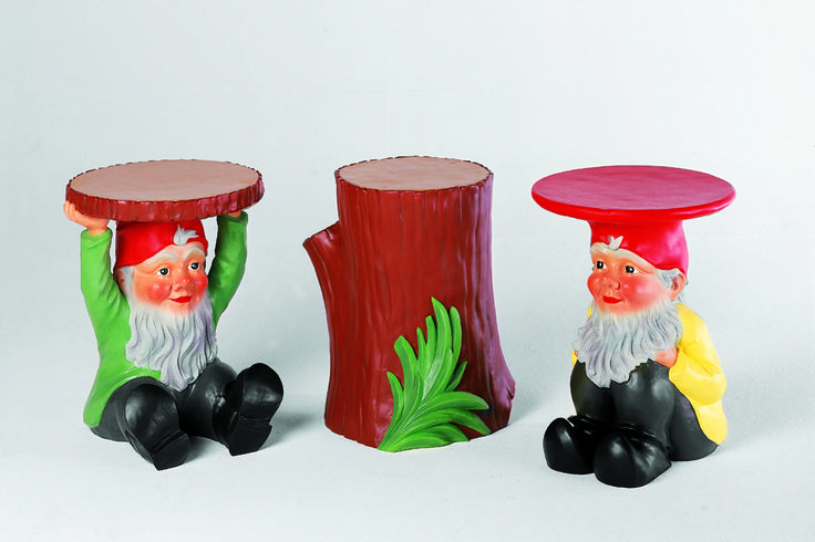 Gnomes from Space Furniture