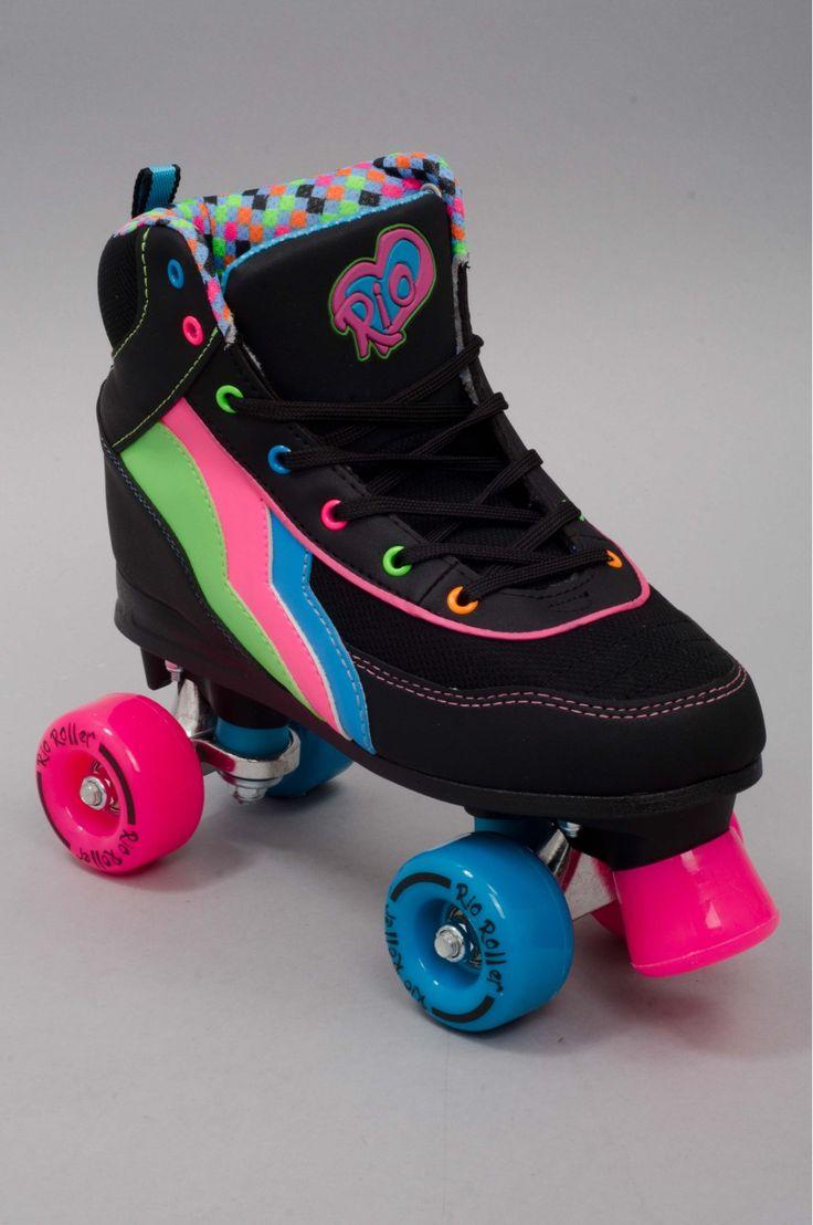 Roller skates rainbow - Rollers Quad Rio Roller Quad Passion 2015