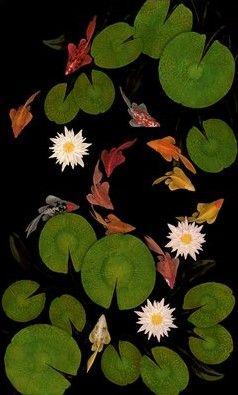 Koi Pond 2 by Duane Armstrong