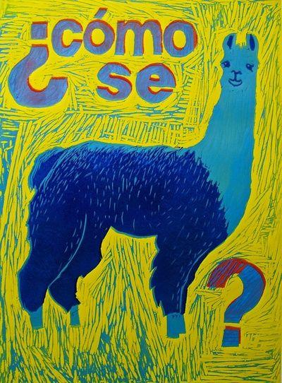 Cómo se Llama by Katie George | Society 6