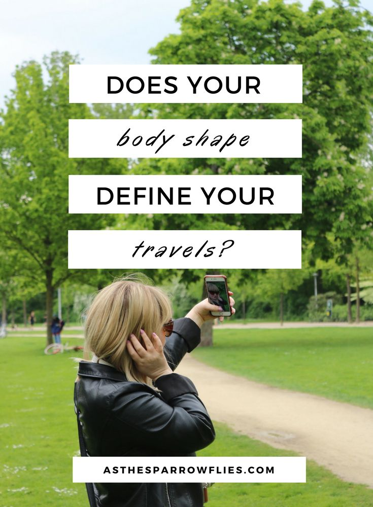 Travel Experiences | Travel Fitness | Travel Diet | Body Confidence