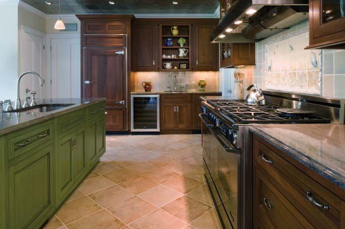 Kitchen cabinets cabinets of denver serving evergreen for Bertch kitchen cabinets