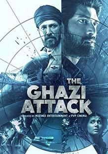 The Ghazi Attack 2017 Hindi Movie Watch Full HD Movie Online