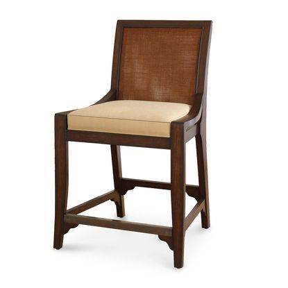 BAINBRIDGE 24 BAR STOOL HAS MATCHING DINING CHAIR