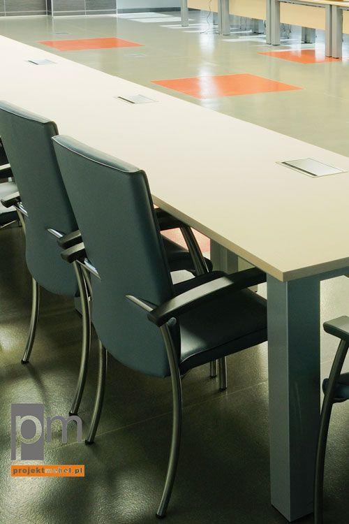 Stół konferencyjny Mega , http://www.projektmebel.pl/oferta/stoly-konferencyjne